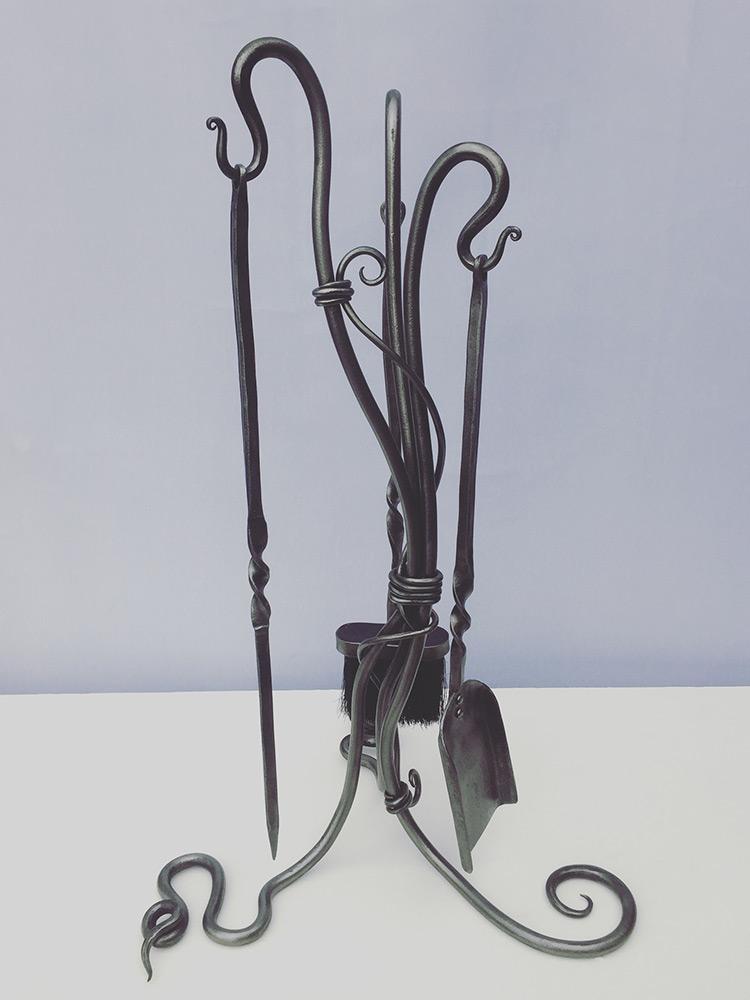 Mid Scale Ironwork Artist Blacksmith Portfolio