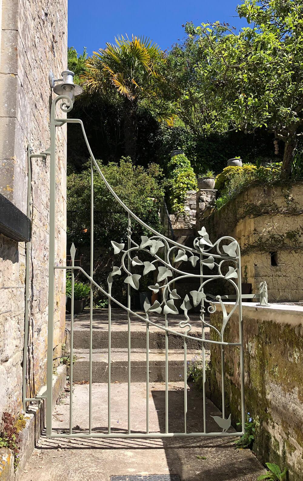 Stonehayne Gate Installed